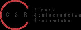CSR. Biznes Społeczeństwo Środowisko logo